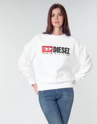 Textil Mulher Sweats Diesel F-ARAP Branco