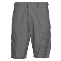 Textil Homem Shorts / Bermudas Lee CARGO SHORT FATIGUE Aço / Cinzento