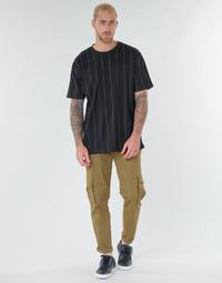 Textil Homem Calça com bolsos Urban Classics SUMERO Cáqui