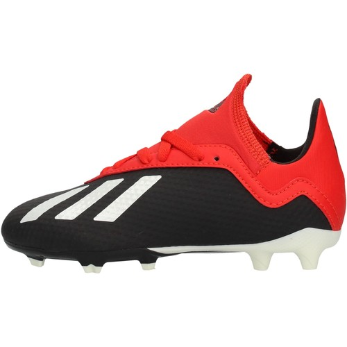 Sapatos Homem Chuteiras adidas Originals - X 18.3 fg j nero BB9370 NERO