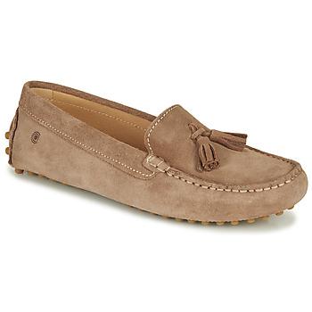 Sapatos Mulher Mocassins Casual Attitude JALAYALE Toupeira