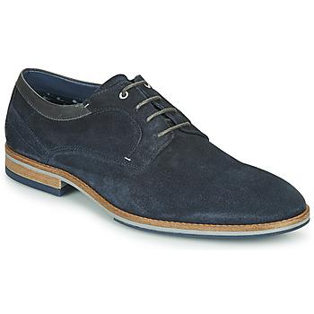 Sapatos Homem Sapatos Casual Attitude MATHILDA Marinho