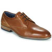 Sapatos Homem Sapatos Casual Attitude MONA Conhaque