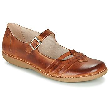 Sapatos Mulher Sabrinas Casual Attitude GERALDINE Castanho