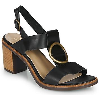 Sapatos Mulher Sandálias Casual Attitude MANON Vermelho
