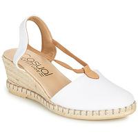 Sapatos Mulher Sandálias Casual Attitude MAYA Branco