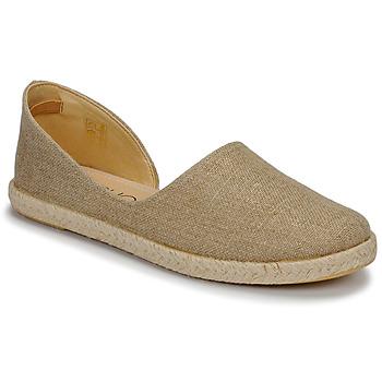 Sapatos Mulher Alpargatas Casual Attitude JALAYIVE Bege