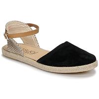Sapatos Mulher Sandálias Casual Attitude MADELEINE Preto