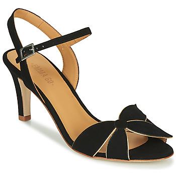 Sapatos Mulher Sandálias Emma Go SELENA Preto