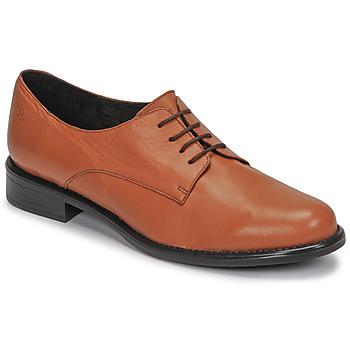 Sapatos Mulher Sapatos Betty London CAXO Castanho