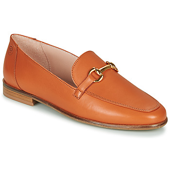 Sapatos Mulher Mocassins Betty London MIELA Camel