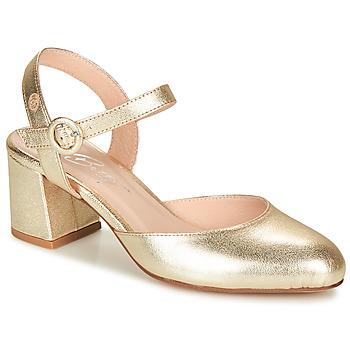 Sapatos Mulher Escarpim Betty London MALINE Prata