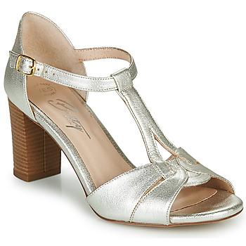 Sapatos Mulher Sandálias Betty London MATINA Prata