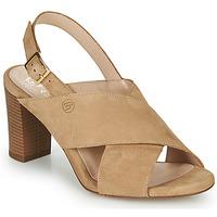 Sapatos Mulher Sandálias Betty London MARIPOL Bege
