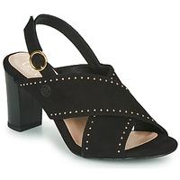 Sapatos Mulher Sandálias Betty London MADINE Preto