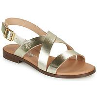 Sapatos Mulher Sandálias Betty London MADISSON Ouro