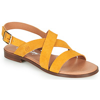 Sapatos Mulher Sandálias Betty London MADISSON Amarelo