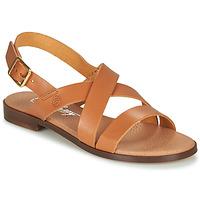 Sapatos Mulher Sandálias Betty London MADI Conhaque