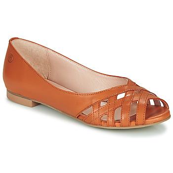Sapatos Mulher Sandálias Betty London MANDISE Conhaque