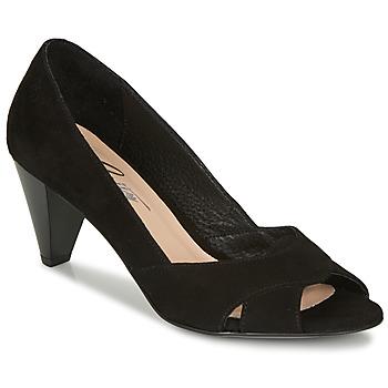 Sapatos Mulher Escarpim Betty London MIRETTE Preto