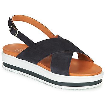 Sapatos Mulher Sandálias Betty London MAFI Marinho