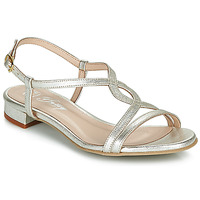 Sapatos Mulher Sandálias Betty London MATISSO Prata