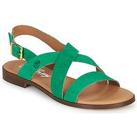 Sapatos Mulher Sandálias Betty London MATOSSI Verde