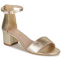 Sapatos Mulher Sandálias Betty London INNAMATA Ouro