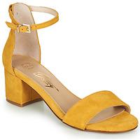 Sapatos Mulher Sandálias Betty London INNAMATA Amarelo