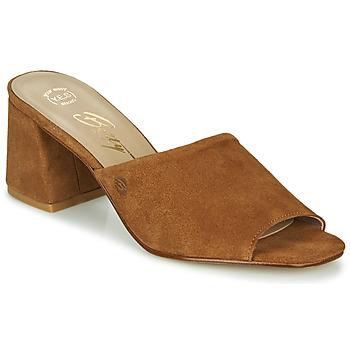 Sapatos Mulher Chinelos Betty London MELIDA Conhaque