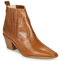 Sapatos Mulher Botins Betty London MIRTA Conhaque