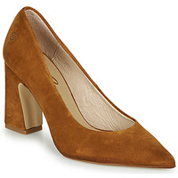 Sapatos Mulher Escarpim Betty London MONDI Conhaque