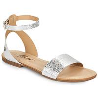 Sapatos Mulher Sandálias Betty London GIMY Prata