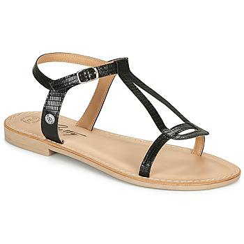 Sapatos Mulher Sandálias Betty London MISSINE Preto