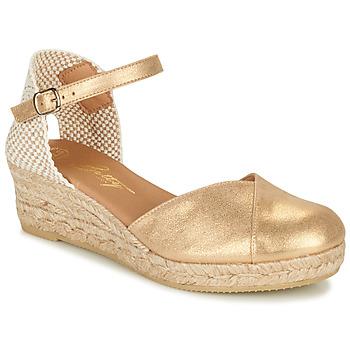 Sapatos Mulher Sandálias Betty London INONO Ouro