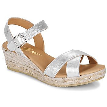 Sapatos Mulher Sandálias Betty London GIORGIA Prata