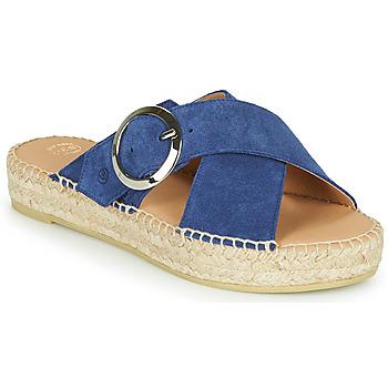 Sapatos Mulher Chinelos Betty London MARIZETTE Marinho