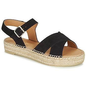 Sapatos Mulher Sandálias Betty London MIZOU Marinho