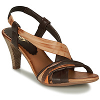 Sapatos Mulher Sandálias Betty London POULOI Camel