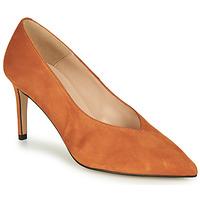 Sapatos Mulher Escarpim Betty London MINATTE Conhaque