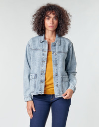 Textil Mulher Casacos/Blazers Noisy May NMMELODIE Azul / Claro