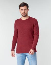 Textil Homem camisolas Selected SLHVICTOR Vermelho