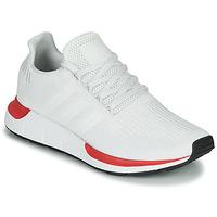 Sapatos Homem Sapatilhas adidas Originals SWIFT RUN Branco / Vermelho