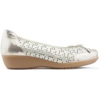 Sapatos Mulher Sabrinas Drucker Calzapedic palmilha removível dançarina GOLDEN