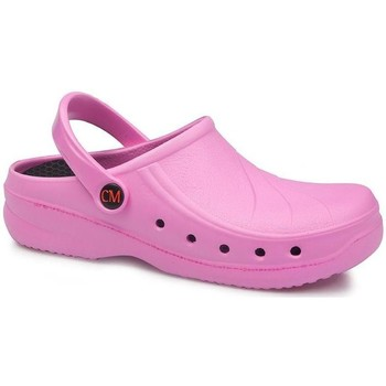 Sapatos Tamancos Calzamedi Tamanco sanitário  extra confortável anatômico 2020 PINK