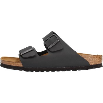Sapatos Homem Chinelos Birkenstock - Arizona nero 051793 NERO