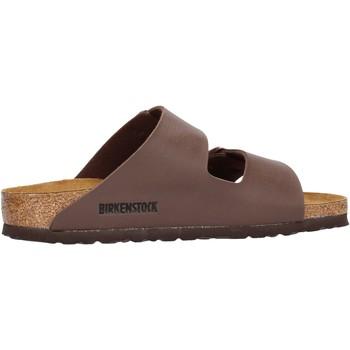 Sapatos Homem Chinelos Birkenstock - Arizona marrone 051703 MARRONE