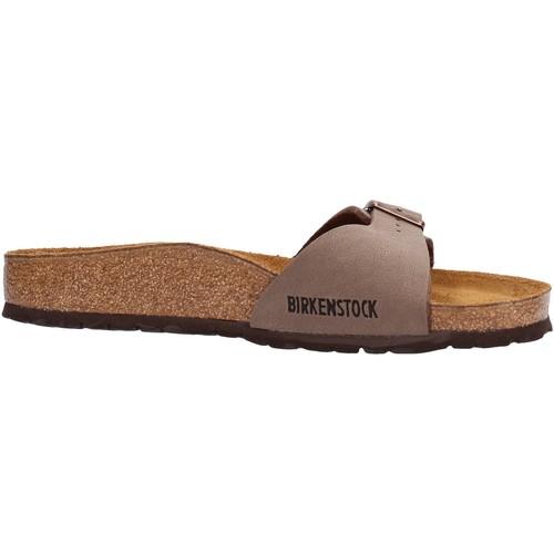 Sapatos Homem Chinelos Birkenstock - Madrid marrone 040093 MARRONE