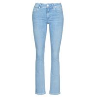Textil Mulher Calças de ganga bootcut Replay LUZ BOOTCUT Azul