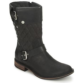 Sapatos Mulher Botas baixas UGG CONOR Preto